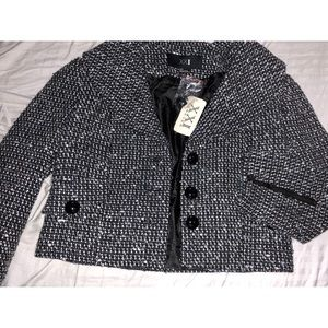 Forever 21 Casual Cropped Jacket